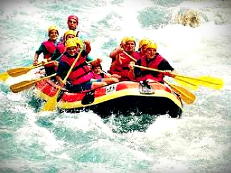 RAFTING  5 Km. + Fish Spa